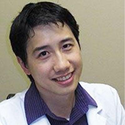 Dr. Jeffrey Chung working at Serenity Dental
